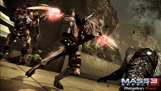 'Leviathan' DLC for Mass Effect 3 confirmed