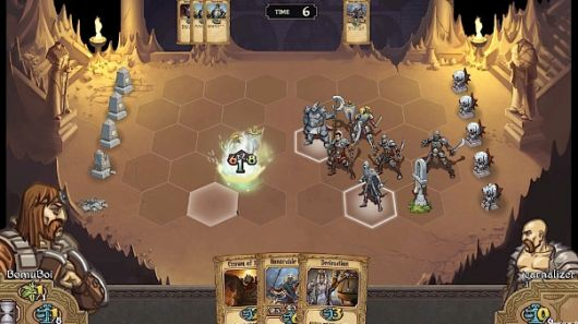 Mojang's Scrolls moves into closed alpha