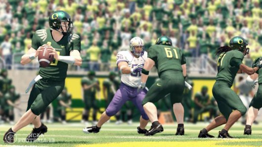 NCAA Football 13 review