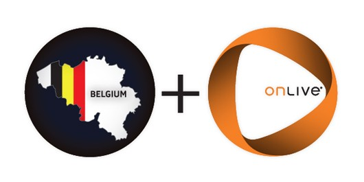 OnLive spreads over to Belgium