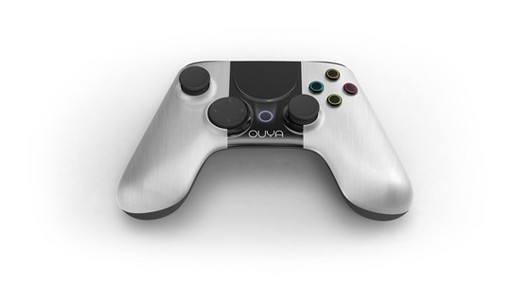 Ouya's getting game streaming via OnLive also, look at the full controller