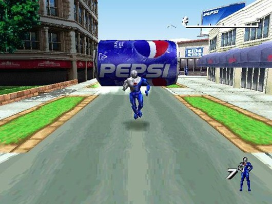 Stiq Figures, July 16  22 Pepsiman edition