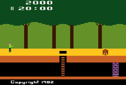 Activision Mobile's first game is Pitfall