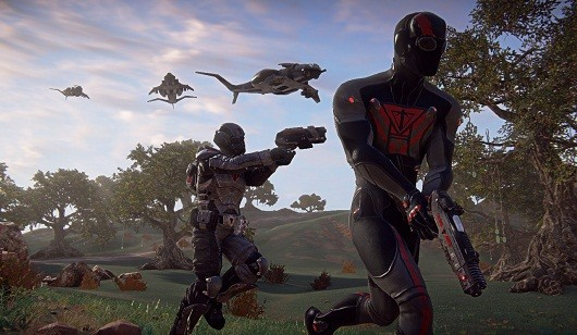 Planetside 2 beta postponed end of this week, early next