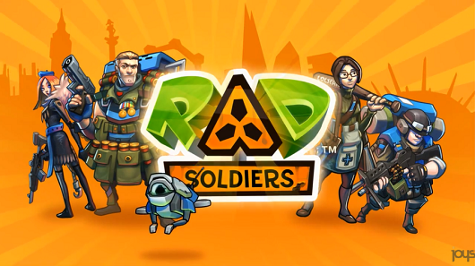 RAD Soldiers have a recipe for destruction in this latest trailer