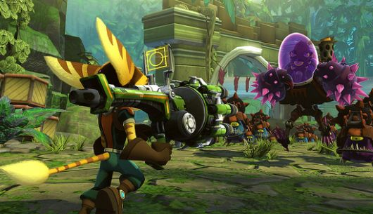 Ratchet & Clank & Tower Defense