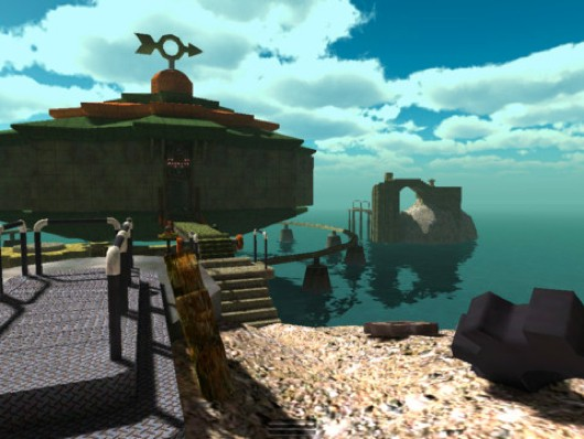 Myst gets Real on iPad
