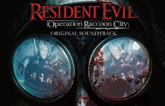 Resident Evil Operation Raccoon City soundtrack on sale now