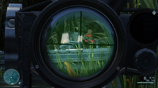 Sniper Ghost Warrior 2 hesitates on the shot, delayed into 2013