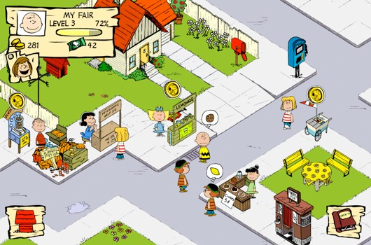Snoopy Street Fair passes fivemillion downloads