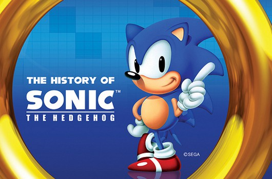 The History of Sonic the Hedgehog available for preorder on Amazon