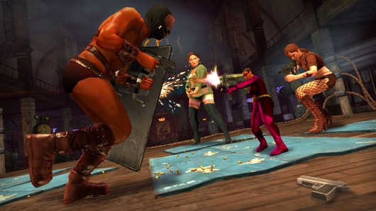 THQ responds on Saints Row 3 PC patches