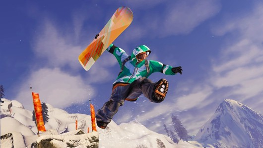 Amazon Gold Box discounts games all day, starting with SSX