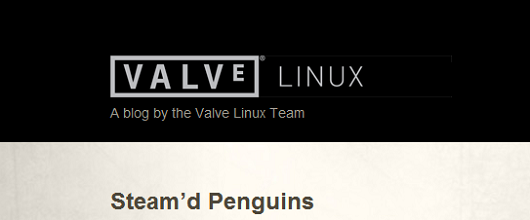 Steam moves to Linux, first title will be Left 4 Dead 2