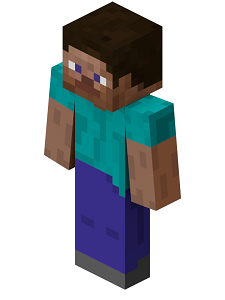 Notch Minecraft occupies a genderless world, even for you, Steve