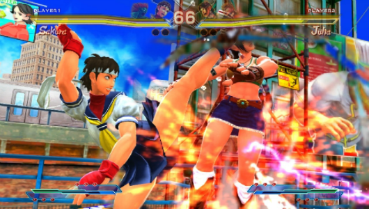 Street Fighter X Tekken hits Japanese Vitas Oct 25 with Near, AR functionality