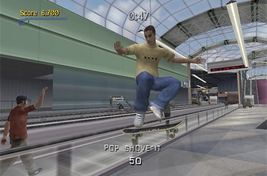 Tony Hawk's Pro Skater HD gets THPS 3 content as DLC for $5
