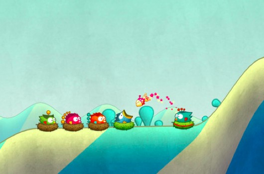 Tiny Wings 20 is a free update, coming tonight