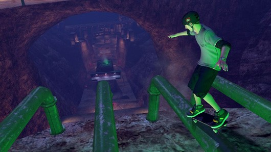 Tony Hawk's Pro Skater HD also kickflippin' to PC