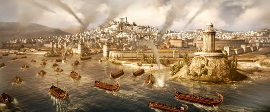 Total War Rome 2 marches to PC in 2013