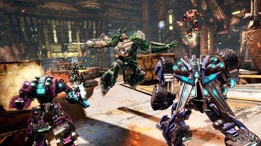 UK preorder bonuses take shape for Transformers Fall of Cybertron