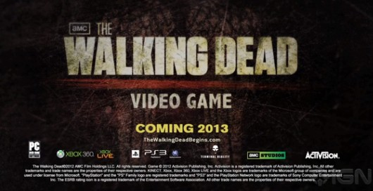 Walking Dead games