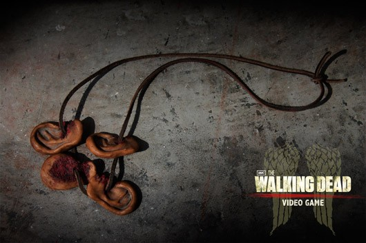 The Walking Dead's San Diego ComicCon 2012 swag is all ears