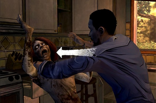 The Walking Dead hits iOS this thursday