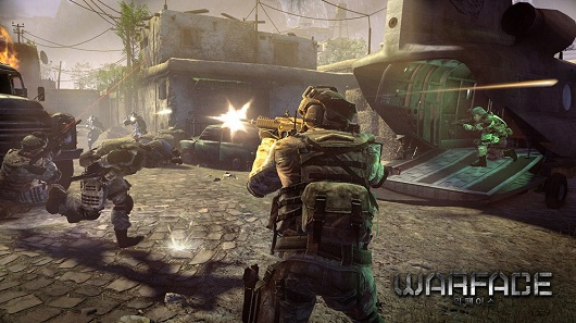 Warface takes a shot at the west, from Crytek and Trion Worlds