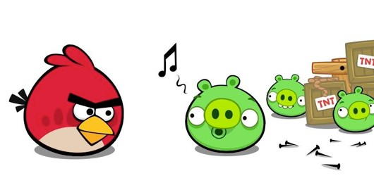 'Bad Piggies' teased by Angry Birds dev on Facebook, Twitter