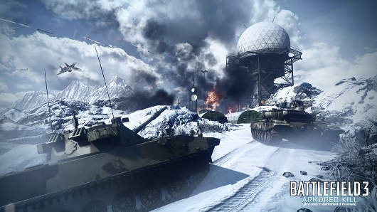 Battlefield 3 Armored Kill DLC dated, first access September 4