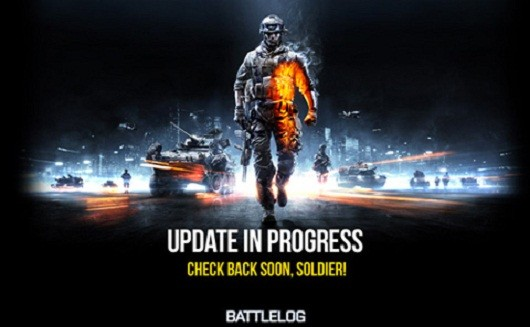 PSA Battlefield 3's Battlelog offline tomorrow for server update