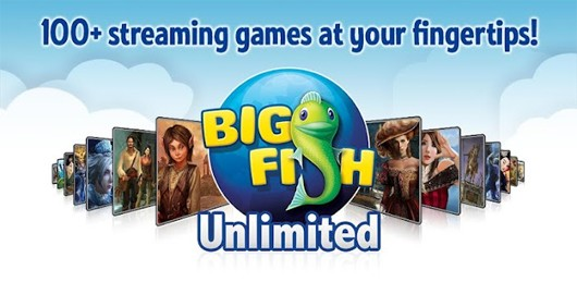 Big FIsh Unlimited now on Google Play