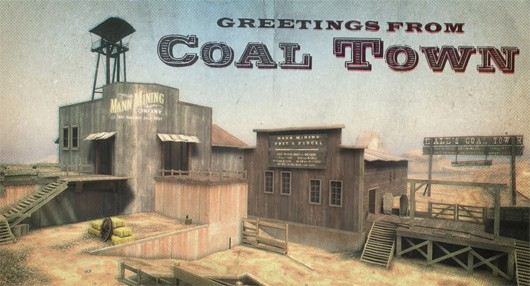 TF2 update adds new 'Coal Town' map, other stuff