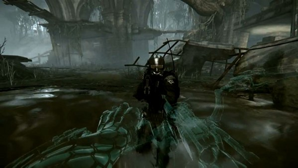 Getting sneaky in Crysis 3 multiplayer