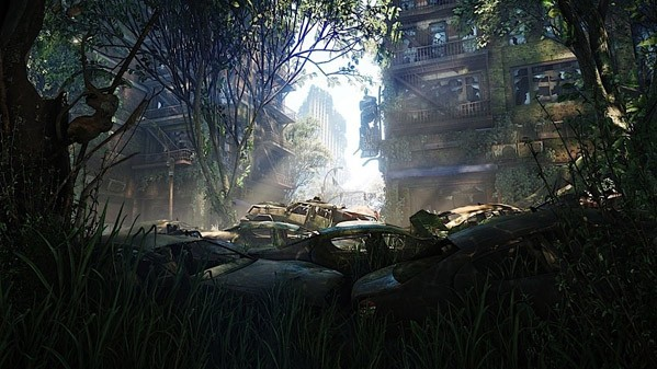 Get your green thumb going with this new CryEngine 3 tech demo