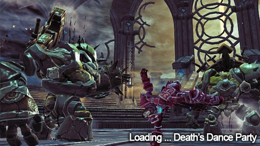 Darksiders 2 arena mode 'The Crucible' revealed