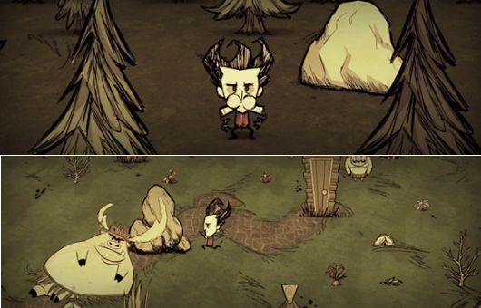 Klei Entertainment keeps feeding us games, this time with 'Don't Starve'