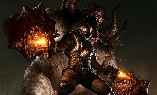 Get your nostalgia to Mars in Doom 3 BFG Edition