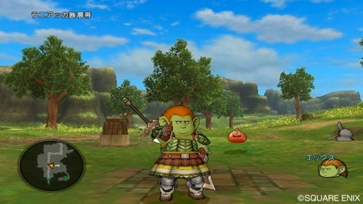 Square Enix is playing the long con with Dragon Quest X