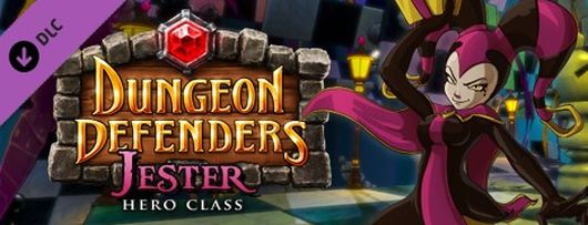New free hero class for Dungeon Defenders
