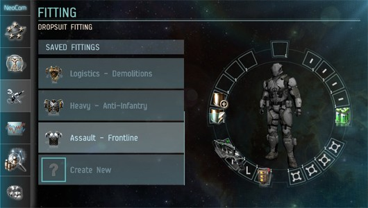 Dust 514 Neocom PS Vita companion app details drop from orbit