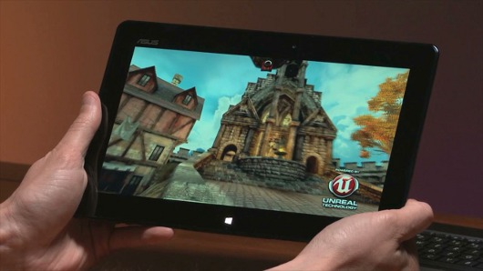 Unreal Engine 3 now on Windows 8 and Windows RT