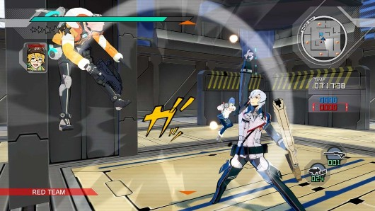 EX Troopers screens show off 'survival' battle mode