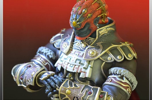 Ganondorf from Twilight Princess is First 4 Figures' next expensive piece