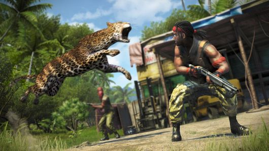 > FREE Far Cry 3 PS3-exclusive 'High Tides' DLC lands January 15 - Photo posted in BX GameSpot | Sign in and leave a comment below!