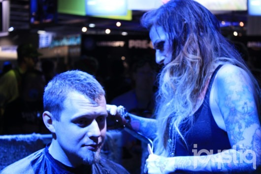 Ubisoft wants to shave your hair into a mohawk at PAX