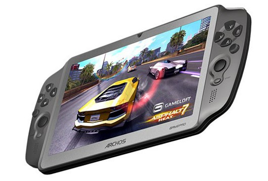 Archos reveals 7inch Android GamePad tablet