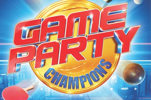 HIT 1ST WB bringing 'Game Party Champions' to Wii U this holiday