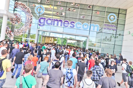 Gamescom 2012 attendance over 275,000